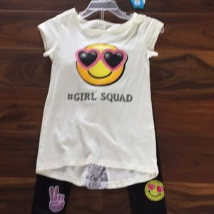 New with tags size 4 Children's Place outfit